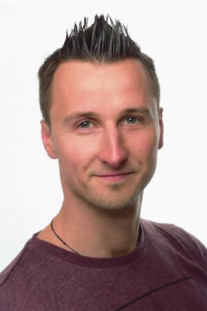 Sascha Brauer - CEO